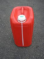 Plastic containers - 25 Litre Container (Red)