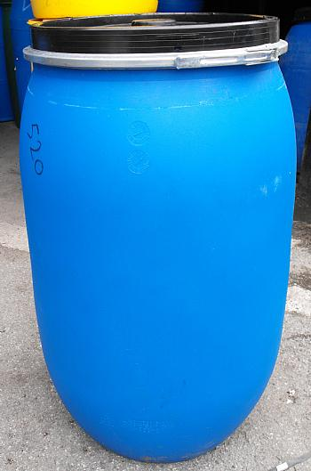 205 Litre Drum Clamp Lid Plastic Barrels Metal Drums
